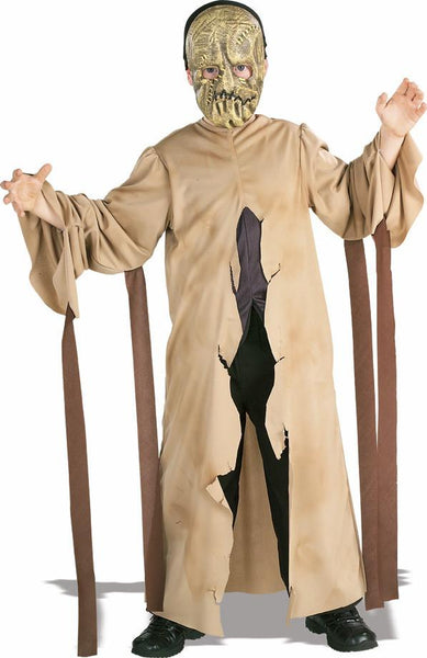 Child Batman Begins Scarecrow Costume