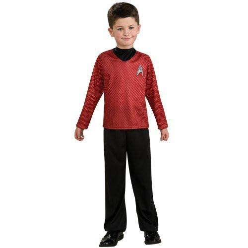 Child Star Trek Costume