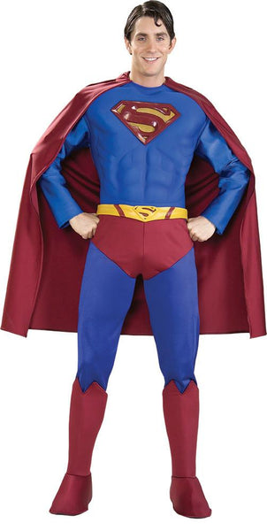 Adult Superman Returns Costume - Supreme Edition