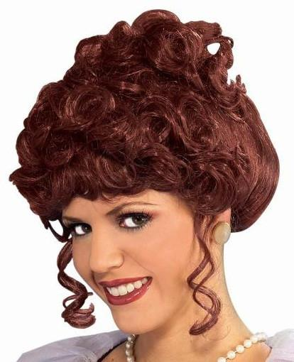 Adult Victorian Lady Wig
