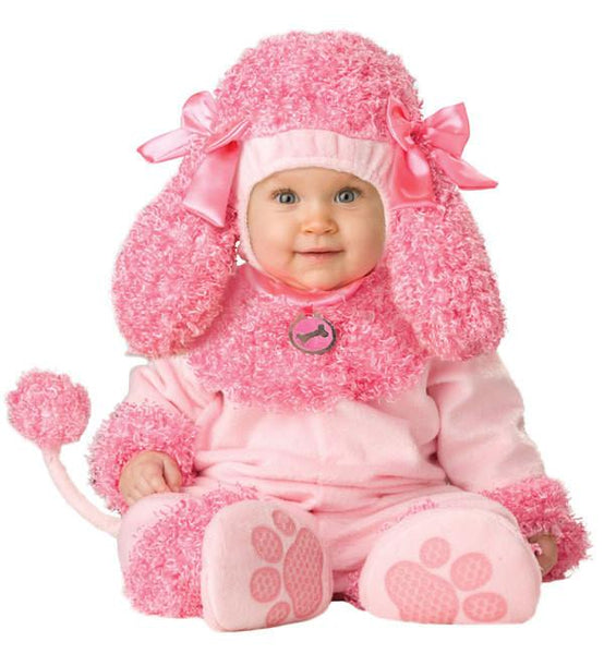 Baby Precious Poodle Costume