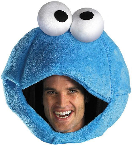 Cookie Monster Adult Headpiece