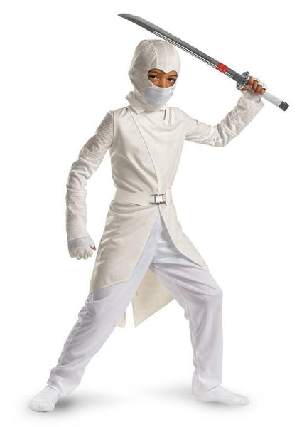 Kids G.I. Joe Storm Shadow Deluxe Costume