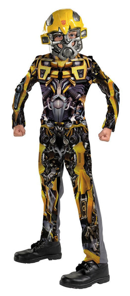 Kids Transformers Bumblebee Costume