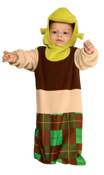Shrek The Third Baby Bunting Costume