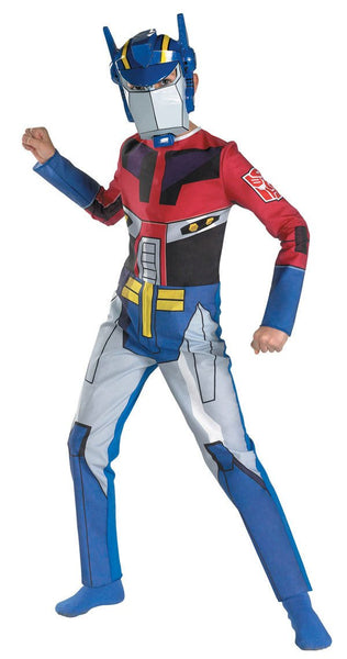 Kids Optimus Prime Costume DI-7180