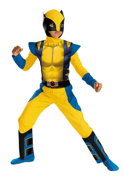 Kids Wolverine Costume