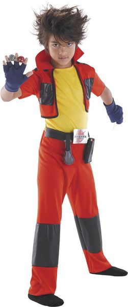 Bakugan Battle Brawlers Dan Costume for Kids