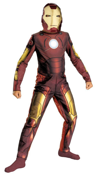 Kids Iron Man Costume DI-7136