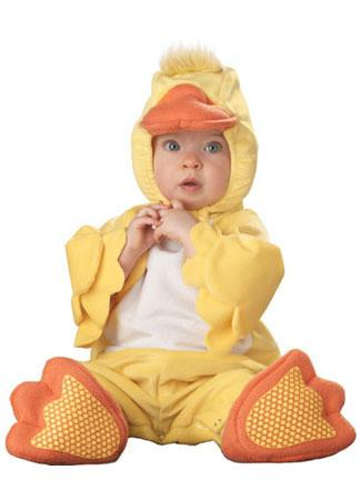 Baby Lil Ducky Baby Costume
