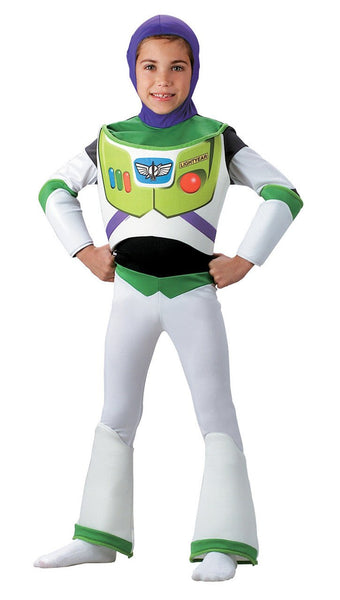 Kids Buzz Lightyear Deluxe Costume