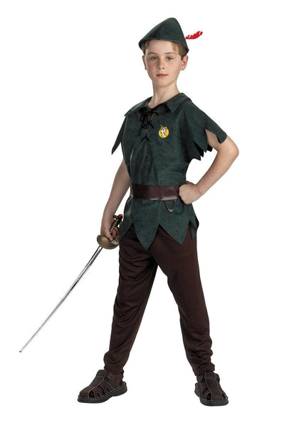 Kids Peter Pan Costume