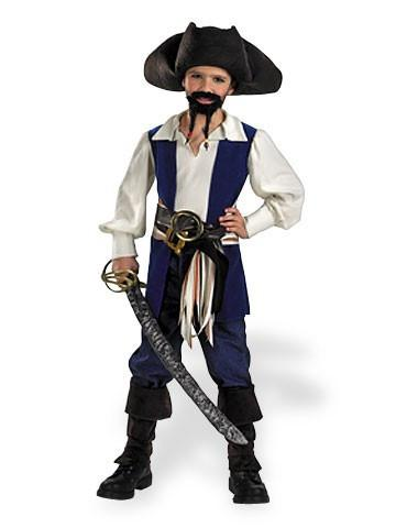 Kids Captain Jack Sparrow Costume DI-6360