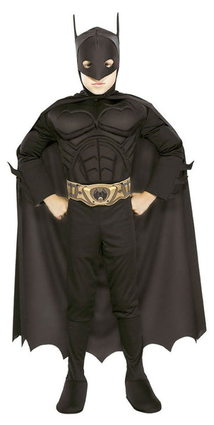 Kids Batman Begins Deluxe Costume