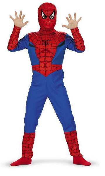 Kids Spiderman Costume DI-5111