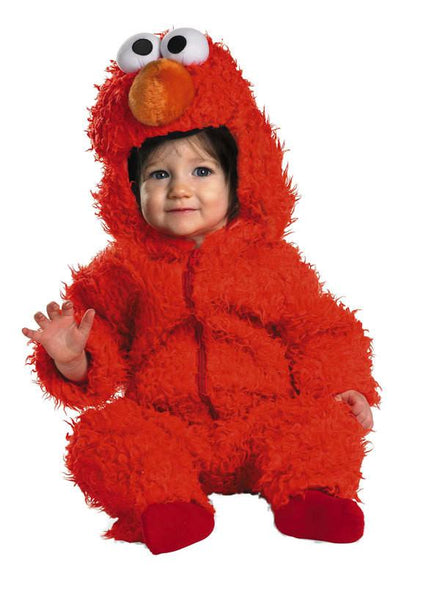 Baby Elmo Plush Costume