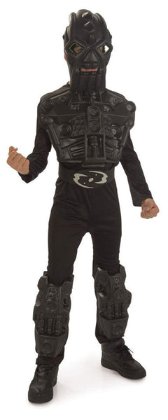Kids Bionicle Black Toa Costume