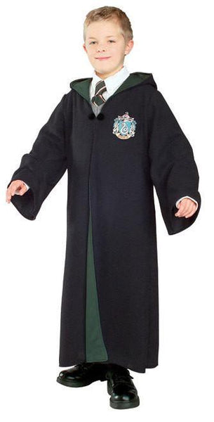 Kids Harry Potter Costume - Deluxe Slytherin Robe