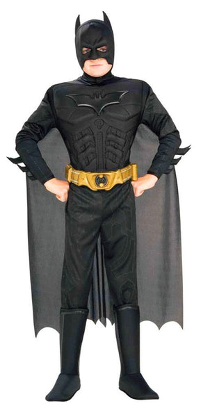 Kids Batman Dark Knight Rises Deluxe Costume