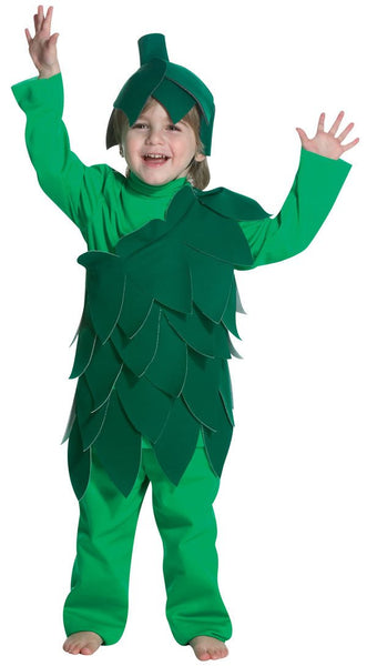 Toddler Green Giant Sprout Costume
