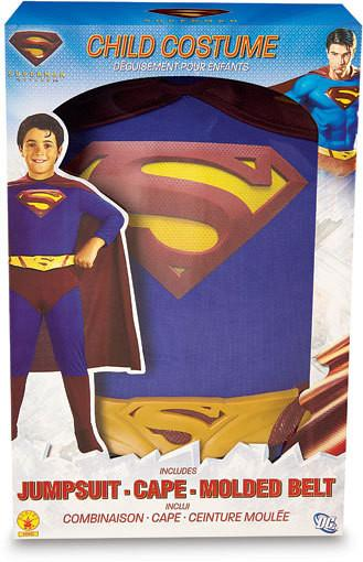 Superman Actionwear Boxed Set