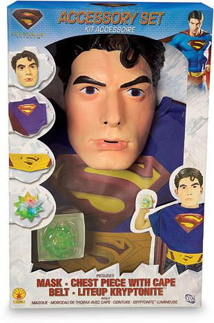 Kids Superman Accessory Boxed Set