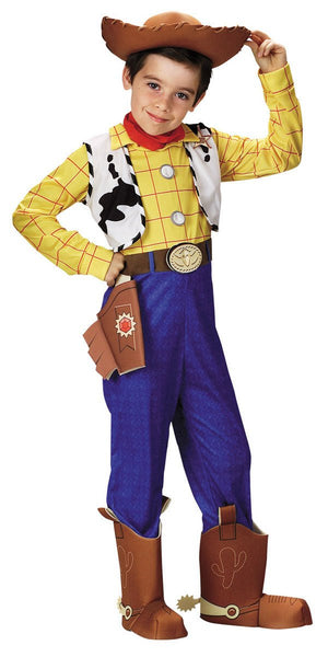 Kids Woody Deluxe Costume