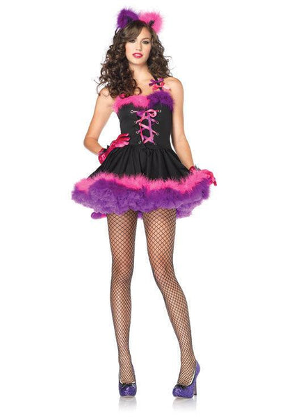 Adult Mischievous Cheshire Cat Costume