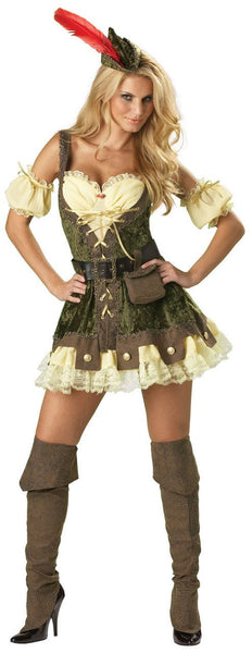 Adult Racy Robin Hood Costume