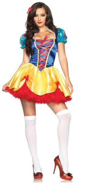Adult Fairy Tale Snow White Costume