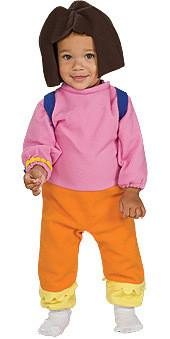 Baby Dora The Explorer Costume