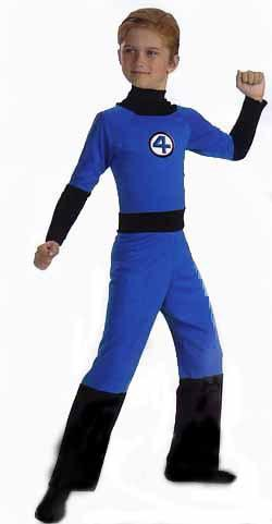 Kids Mr. Fantastic Costume