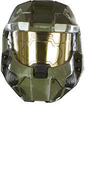 Halo 3 Master Chief 1/2 Vacuform Mask