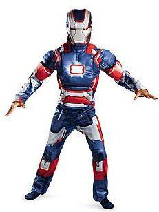 Iron Patriot Muscle Light-Up