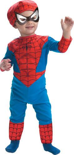 Kids Spiderman Costume  sc 1 st  Costume City & Spiderman toddler boy Costume - costumecity.com