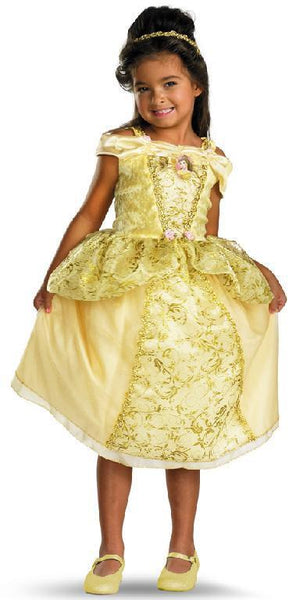 Kids Belle Deluxe Costume