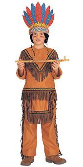 Native American Kids Costume