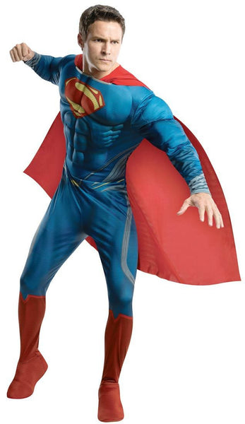 Adult Superman Deluxe Costume