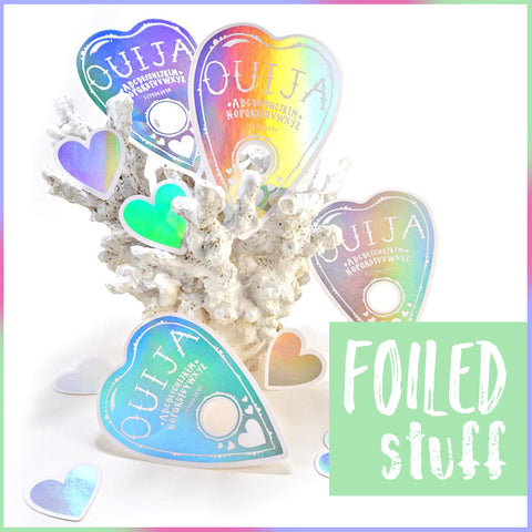 FOILED STUFF