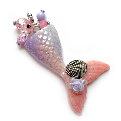 Mermaid Tail Pastel Charm