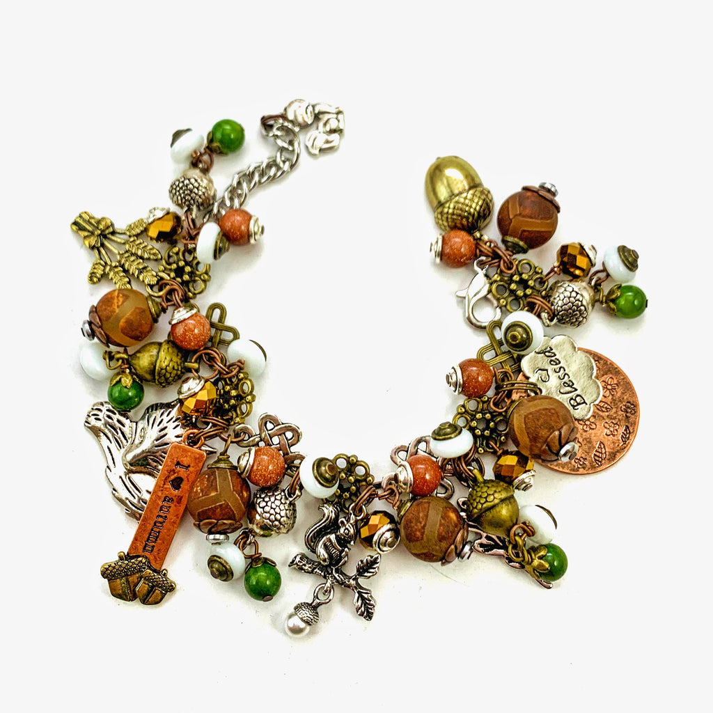 Blessed Autumn Bracelet