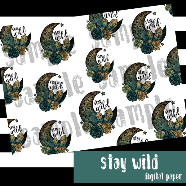 Stay Wild Digitals