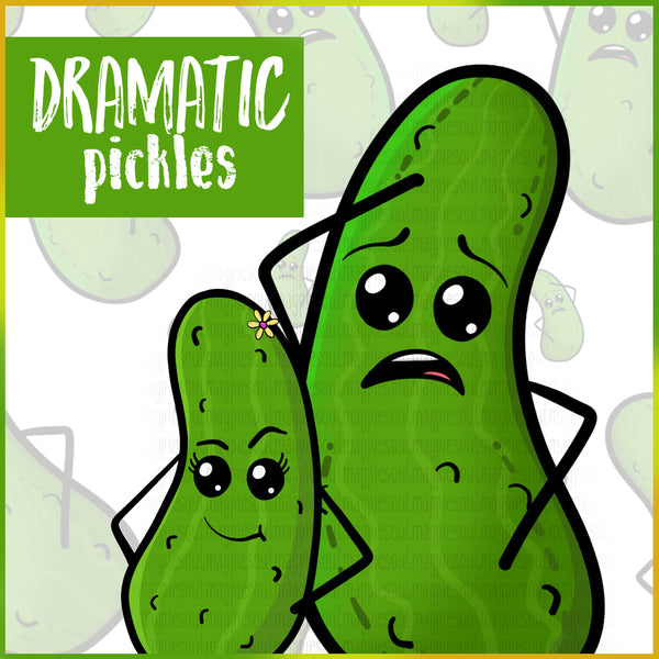 DRAMATIC PICKLES COLLECTION