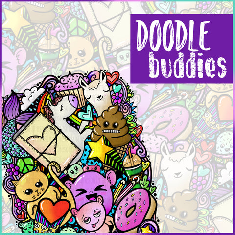 DOODLE BUDDIES COLLECTION