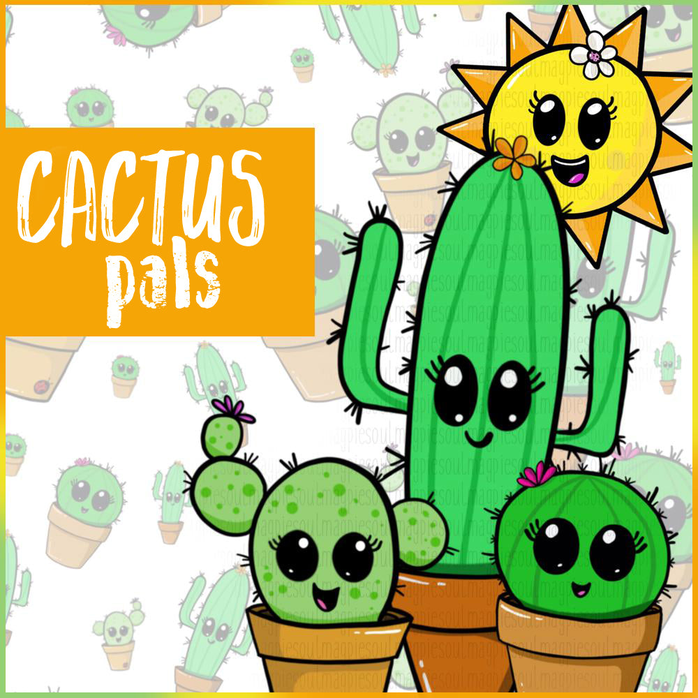 CACTUS PALS COLLECTION