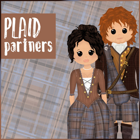 PLAID PARTNERS COLLECTION