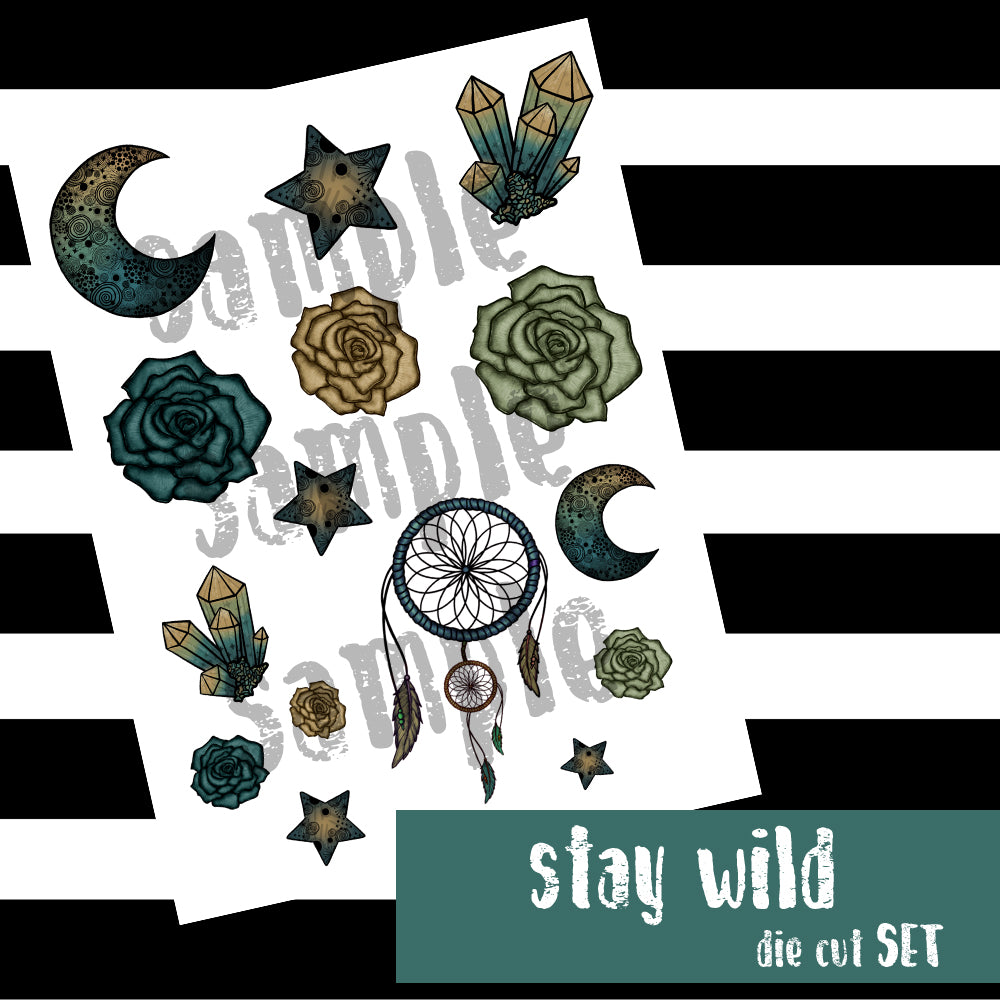 STAY WILD PRINTABLES