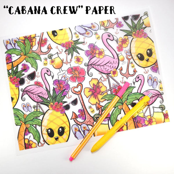 CABANA CREW COLLECTION