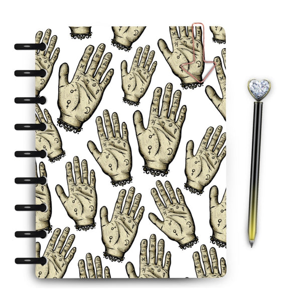 Palmistry Hand Cover