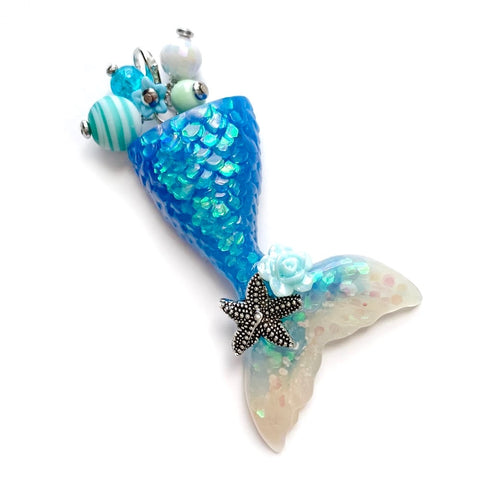 Mermaid Tail Charm